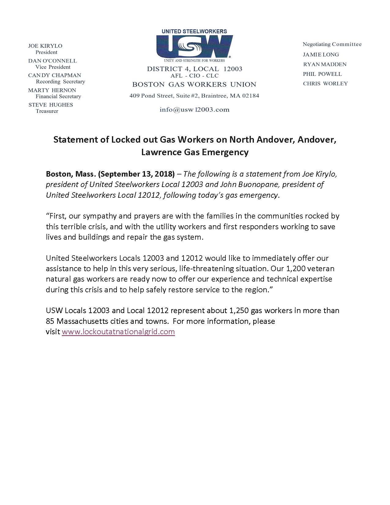 Columbia Acceptance Letter.Columbia Letter Ibew Local 2222